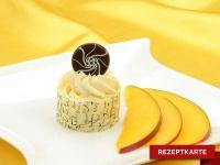 Schokobecher mit Vanillecreme