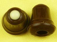 1 Folie Hohlkörper Glocke Zartbitter