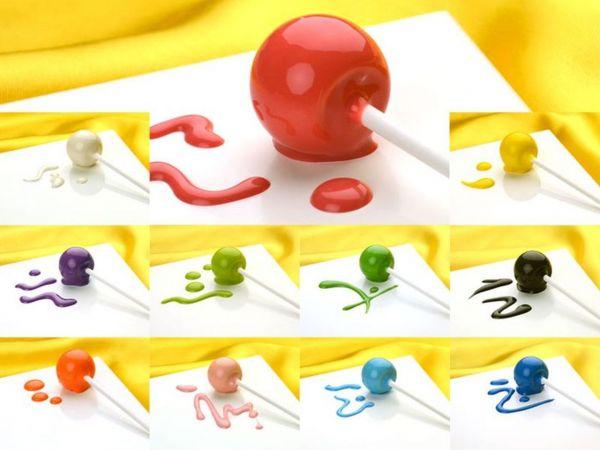 Cake-Pop Glasur 11 Farben