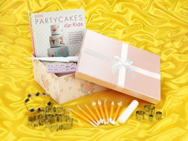 Geschenkset Zoes Partycakes für Kids