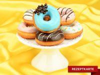 Backfrischer Donutspaß