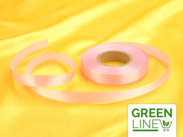 Satinband rosa 14mm, 30 Meter GREENLINE