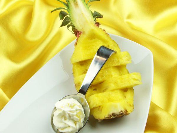 Sahnestand Ananas 100g