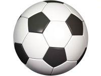 Tortenaufleger Fußball rund 20cm