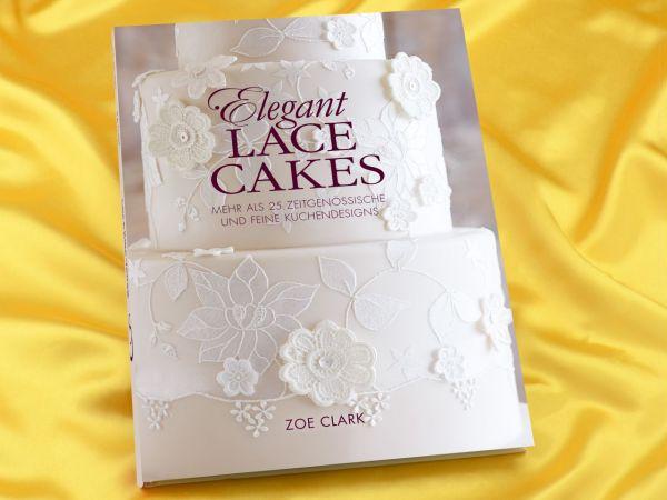 Elegant Lace Cakes - Zoe Clark