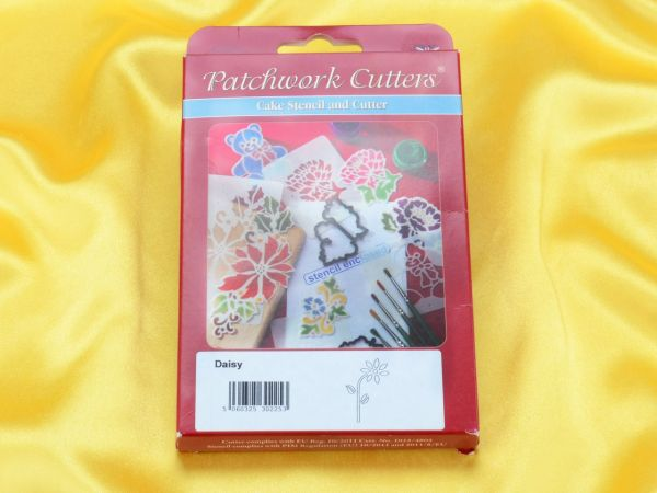 Patchwork Cutters Daisy