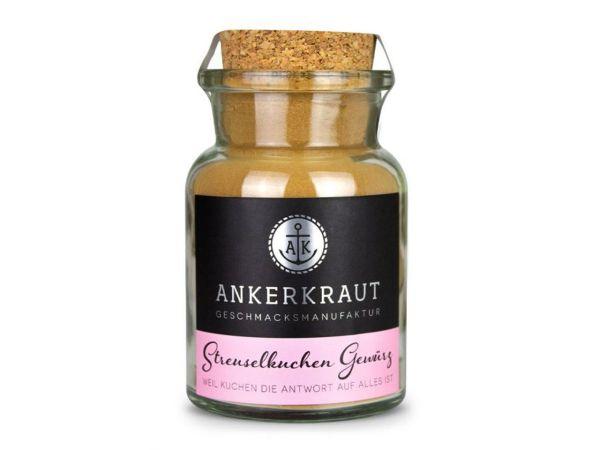 Ankerkraut Streuselkuchen Gewürz 70g