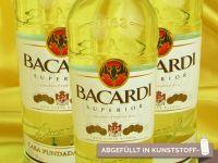 Rum weiß 37,5% vol 50ml für Pralinenfüllung