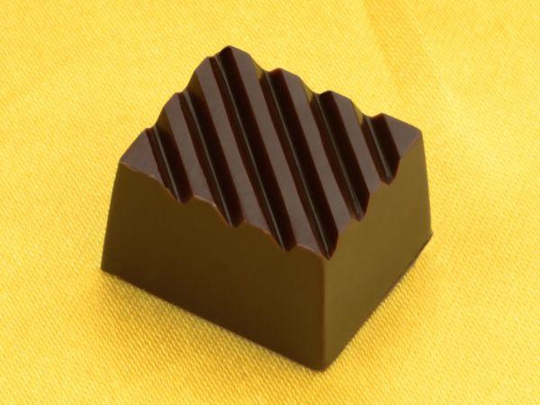 Schokoladenform Vagues
