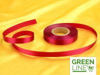 Satinband pink 14mm, 30 Meter GREENLINE