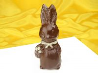 Schokoladen-Osterhasen-Set