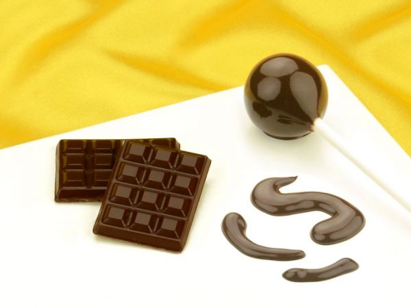 Cake-Pop Glasur natural flavour Dark Choc 260g