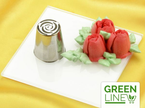 Icing Nozzle Rose GREENLINE