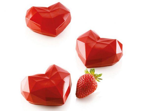 Silikonform Amorini Origami 110