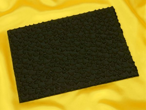 Silikon Backmatte Love