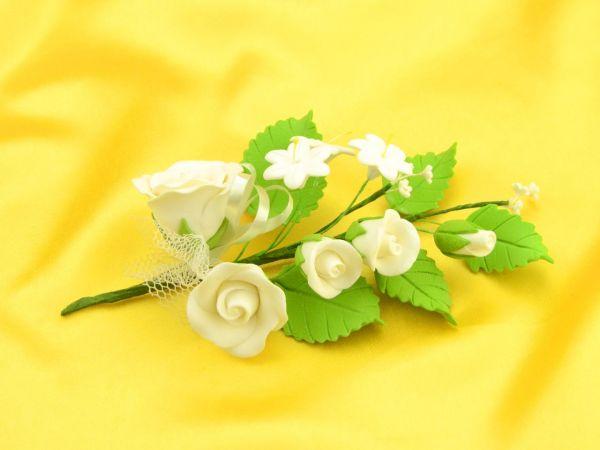 Feinzucker Bouquet Rose