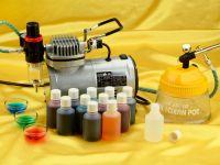 Airbrush Profi-Set