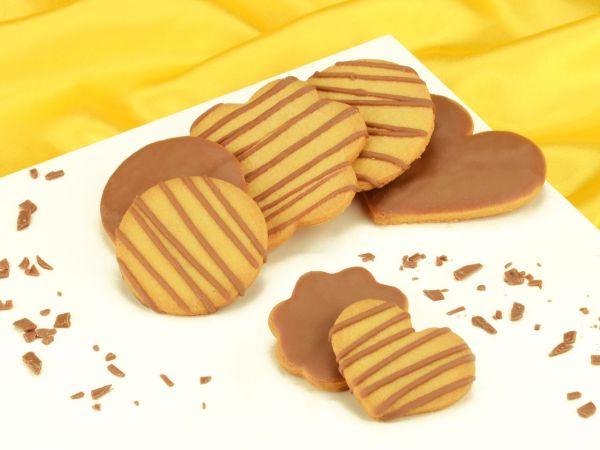 Butterplätzchen glutenfrei 475g