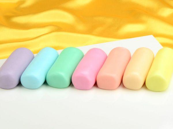 Rollfondant Sparpack Pastell 7er Set