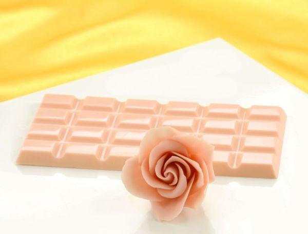 Modellier-Schokolade Rosa-helle Haut 600g