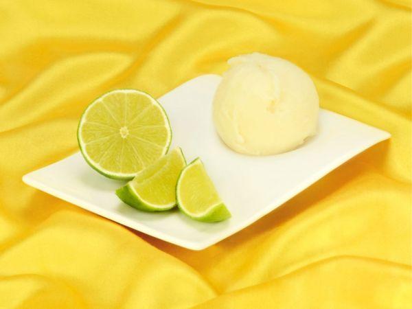 Eispulver Limette 211g
