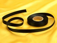 Satinband schwarz 14mm, 30 Meter
