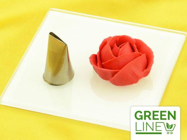 Garniertülle Blütenblatt medium GREENLINE