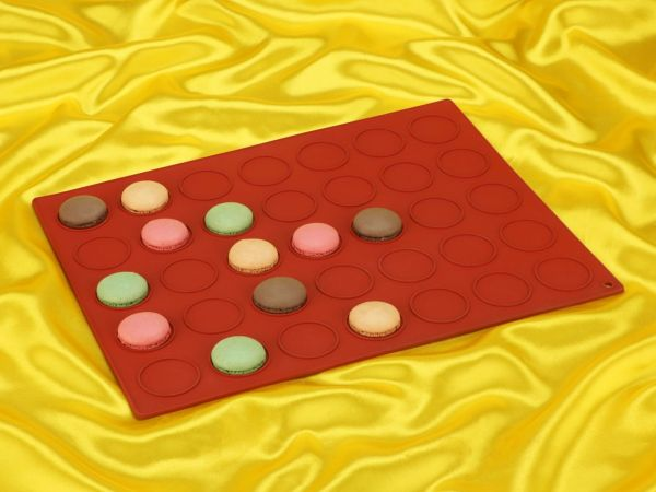 Macaron Backmatte