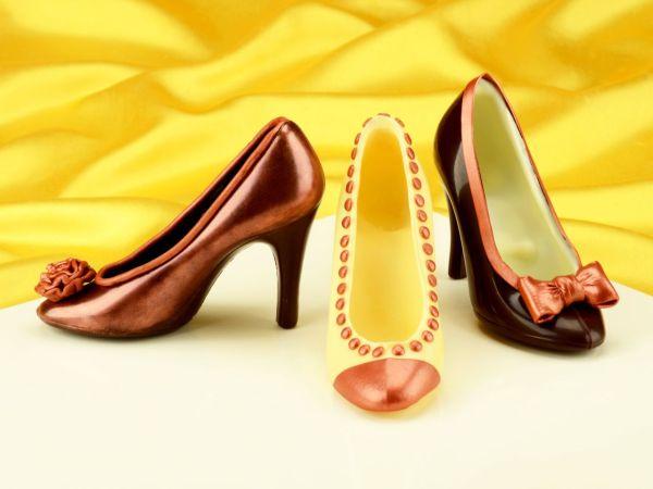Schokoladen-Set Sweet High Heel