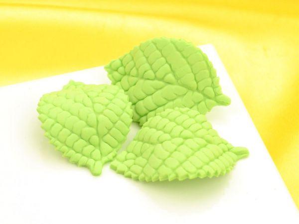Blätter 45mm Zucker 10 Stück
