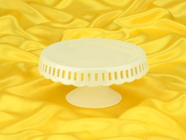 Tortenständer Infinity weiß 20cm