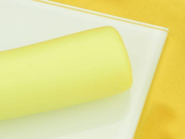 Rollfondant PREMIUM PLUS pastellgelb 1kg