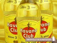 Rum cubanisch 40% vol 50ml für Pralinenfüllung