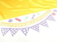Spitzendekor-Matte Candy Party