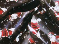Transferfolie Weihnachtsmann