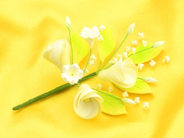 Feinzucker Bouquet Frangipani