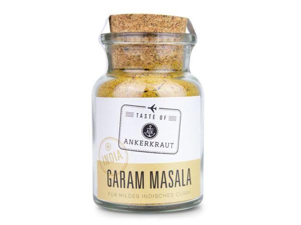 Ankerkraut Indien - Garam Masala 75g