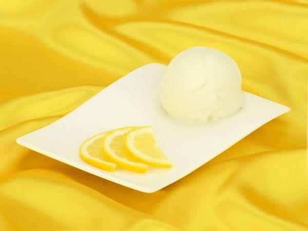 Eispulver Zitrone 35g