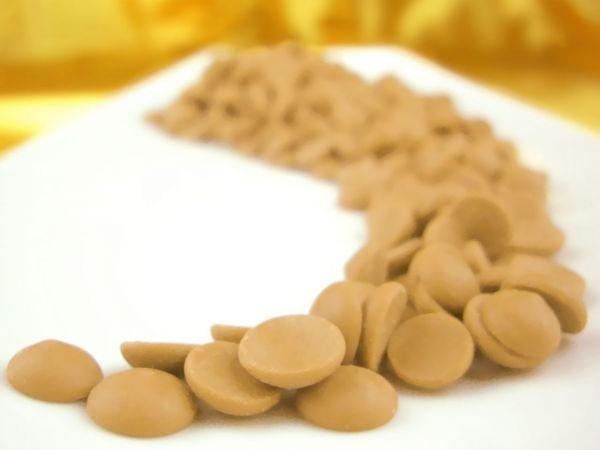 Callebaut Gold Karamell Callets 1,0kg