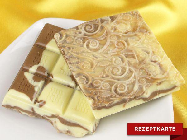 Schokoladentafel Amaretto