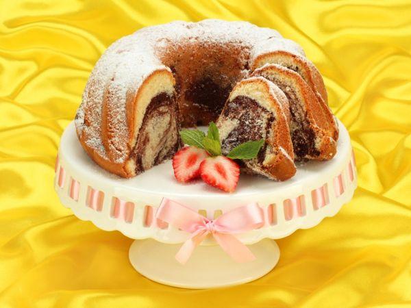 Marmor-Kuchen 450g