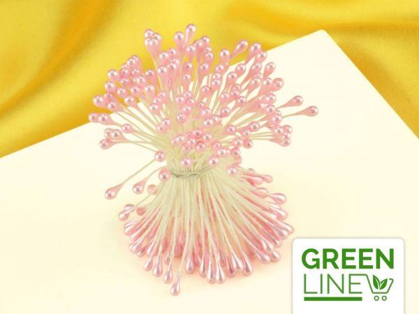Staubblüten pink 120 Stück GREENLINE