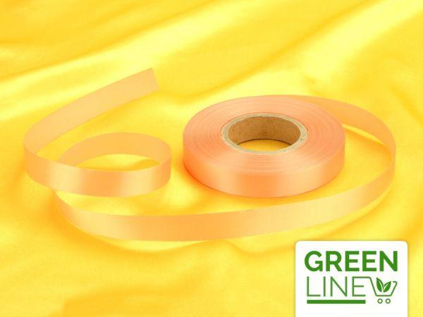 Satinband lachs 14mm, 30 Meter GREENLINE