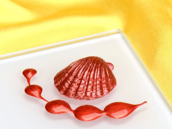Metallic-Lebensmittelfarbe Red 25ml