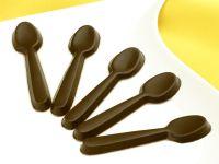Schokoladenform Löffel