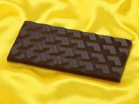 Schokoladenform Tafel Kubus
