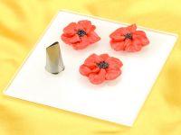 Garniertülle Blütenblatt extra klein