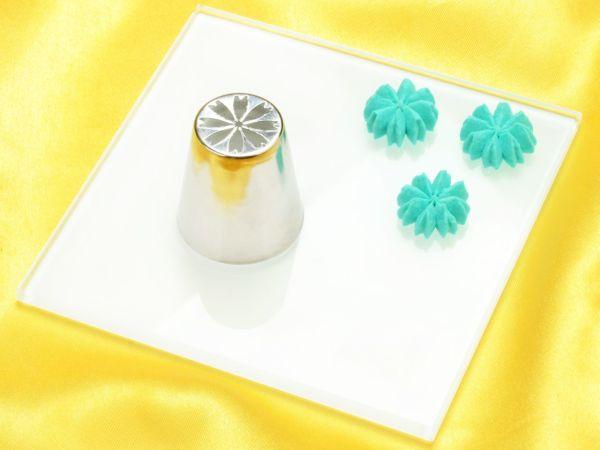 Icing Nozzle Cornflower