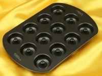 Wilton 12-Cavity Mini Donut Pan