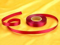 Satinband pink 14mm, 30 Meter